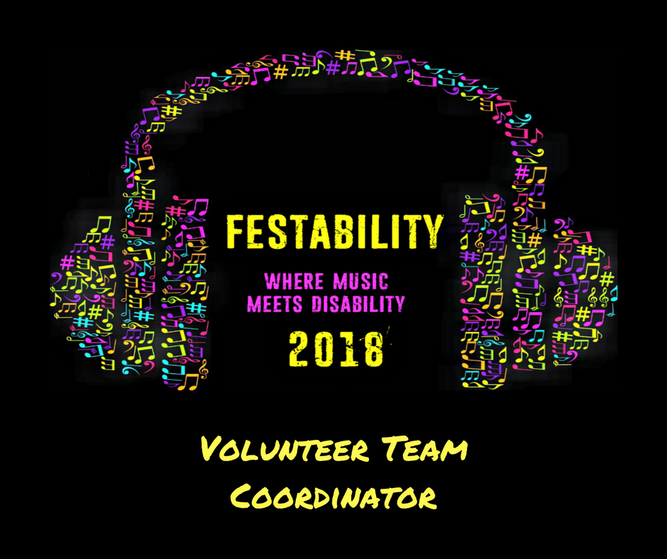 Festability - Volunteer Team Co-ordinator